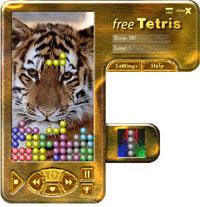 Captura de pantalla de Free Tetris 2.2